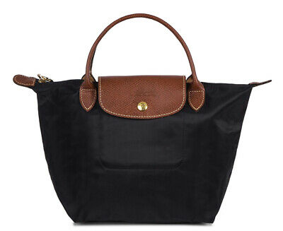 Longchamp Women's X-Small Le Pliage Handbag - Black