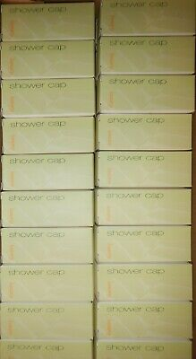 Sysco Guest Supply 0020287 Holiday Inn Shower Cap Individually Boxed QTY 400