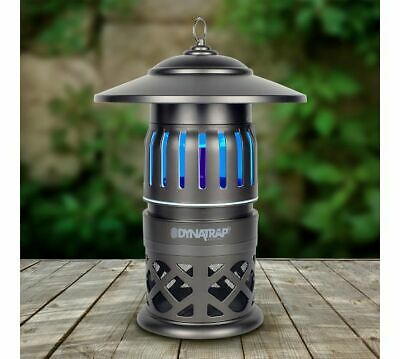 DynaTrap Insect Trap All-Weather Protects Up To 1/2 Acre Patio House Party BBQ ❤