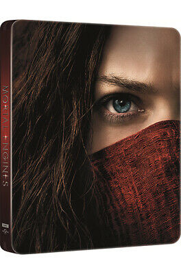 (Presale) Mortal Engines - Blu-ray, 4K UHD Steelbook (2019) / Korean Edition