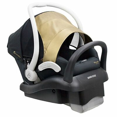 Maxi Cosi Mico AP Infant Capsule Limited Edition - Jet Black