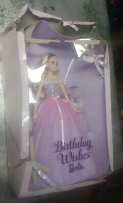 Barbie Signature Birthday Wishes Collector Doll DVP49