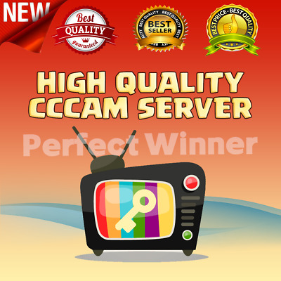 CCCAM SERVER SATELITTE HD for Europe High Qualite 6 Clines