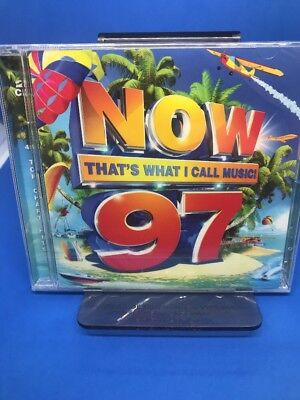Various Artists - Now That's What I Call Music! 97 (CD, 2017, 2-Disc Set) New
