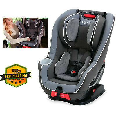88a8605898e Graco Size4Me 65 Convertible Baby Car Seat Safety Child Grow With LATCH  System