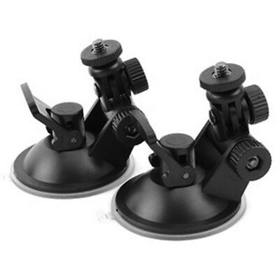 ALS_ Car Mini Suction Cup Mount Stand for GoPro Camera Digital Video Recorder St