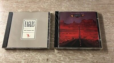 Eagles Hell freezes over + The best of Eagles 2CD