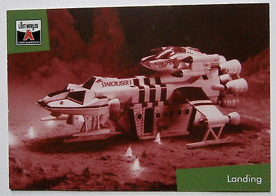 Gerry Anderson's Lost Worlds - Card #54 - STARCRUISER - Unstoppable Cards 2015