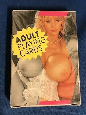 Adult porn playing cards