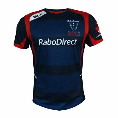 Melbourne Rebels 2015 Training T-Shirt - Sizes M - 3XL  **SALE PRICE**
