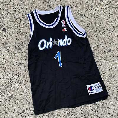 d8463ac039a9 VINTAGE YOUTH CHAMPION Orlando Magic Penny Hardaway Jersey Vtg 90s ...