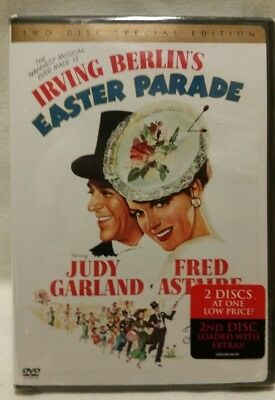 New Easter Parade DVD Irving Berlins Jude Garland Fred Astaire