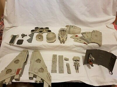 Star Wars Legacy Collection Millennium Falcon Replacement Parts Hasbro 2008