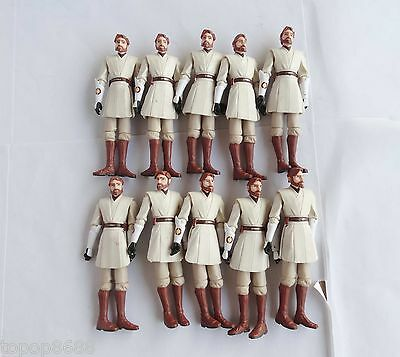 lot 10 Star Wars The Black Serie Obi-Wan Kenobi Jedi Master ACTION FIGURE 3.75""