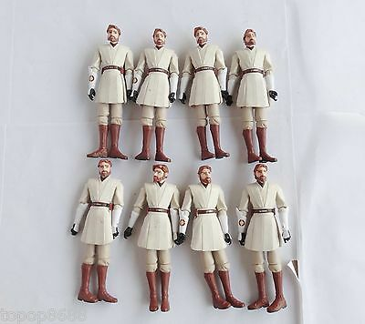 lot 8 Star Wars The Black Serie Obi-Wan Kenobi Jedi Master ACTION FIGURE 3.75""
