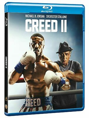 Blu Ray Creed 2 (2019) *** Disponibile Subito ***.....NUOVO