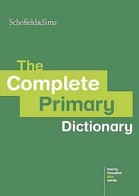 The Complete Primary Dictionary by Michael Janes (Paperback, 2016)