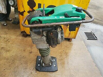 "Wacker Neuson Trench Rammer Bs502 Eco 2011 Yr New 11"" Foot Jumping Jack Compacto"