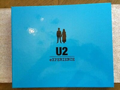 2018 Limited Edition U2 Experience & Innocence Tour VIP Concert Book Numbered