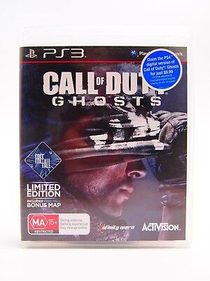 Call of Duty: Ghosts, Sony Playstation 3 Video Game, PAL, PS3, Free Postage
