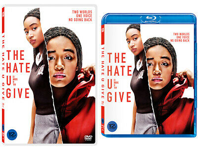 The Hate U Give - Blu-ray, DVD (2019) / Pick Format !