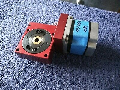 Rino / Ondrives 30:1 Worm Gear with keyed shaft. Ideal for 4/5 axis CNC upgrade