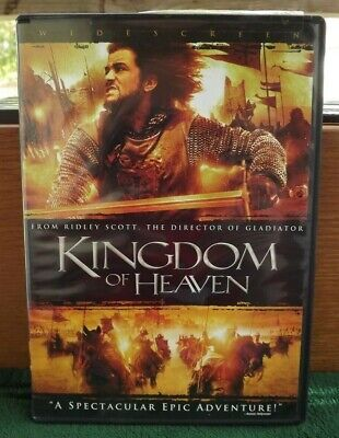 Kingdom of Heaven (2-Disc Widescreen Edition) ((DVD's Only))  Orlando Bloom