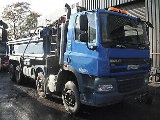 DAF CF 85 Engine Refurbed Supply And Fit 3 Month Warrenty 2007 Onwards