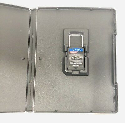 Silent Hill Book of Memories PlayStation Vita Game Only Works Great - Ships Fast