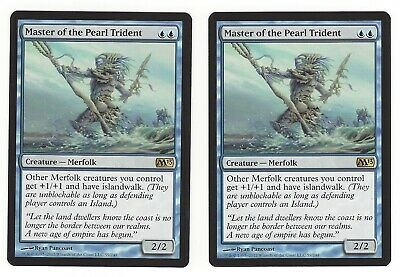 MASTER OF THE PEARL TRIDENT MTG M13