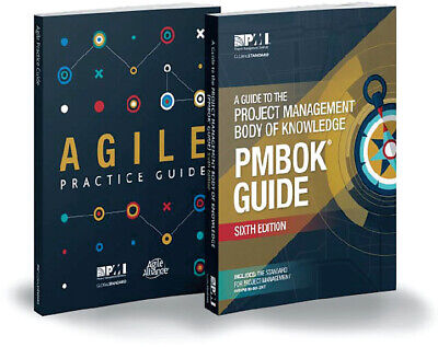 PMI PMBOK Guide 6th Edition 2018_19 + Agile Practice Guide ([PDF] Email Deivery