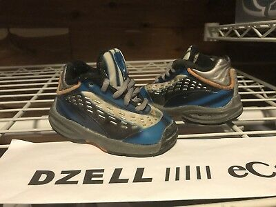 86169a7118 1999 2000 NIKE Air Max Deluxe Og 1.5 C Uk Crib Baby Shoe 2 2C ...