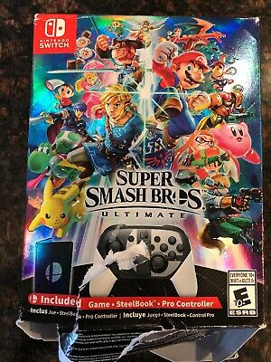 Super Smash Bros. Ultimate Special Edition Game for Nintendo Switch