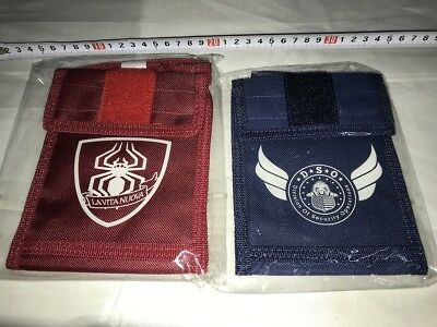 BIOHAZARD Resident Evil 6 Lavita - Dso PASS CASE Bag Pouch 2 7 JAPAN Jp Jap NEW