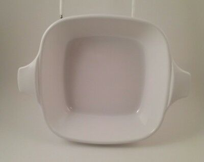 Vintage Corning Ware® P-41-B Pan With Lid For Storage 1 3/4 Cup Blue CornFlower