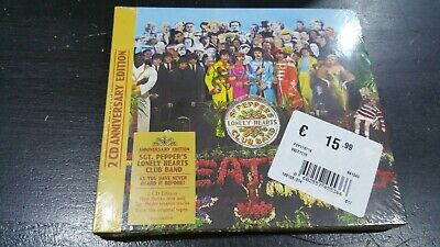 The Beatles - Sgt. Pepper's Lonely Heart Club Band (2 Cd Anniversary Edition)