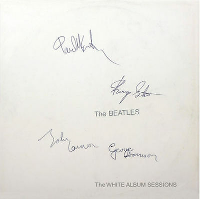 The Beatles White Album Studio Sessions Collection 2 CD Set Sessions Series