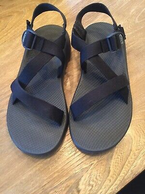 46e064936c38 Chaco Mens Classic Sport Sandals Size 12 Brown Adjustable Strap.