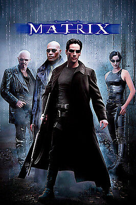 The Matrix (DVD, 1999) - Disc Only  Keanu Reeves, Laurence Fishburne