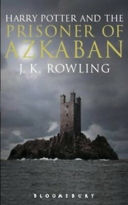 Good, Harry Potter and the Prisoner of Azkaban (Book 3): Adult Edition, J.K. Row