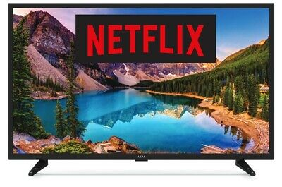 "AKAI 40"" Full HD LED LCD Smart TV AK4019NF w/ USB, HDMI, NETFLIX"