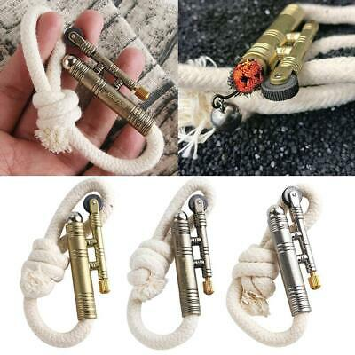Sailors Windproof Trench Sheppard's Lighter WWII Lighters Rope Gifts Army Navy