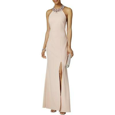 1483f5cc2987 ADRIANNA PAPELL BEADED Column Gown MSRP $199 Size 16 # 3B 368 Blm ...