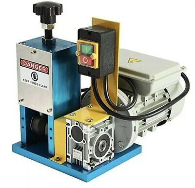 Cable Wire Stripping Machine, Electric, for Scrap Copper