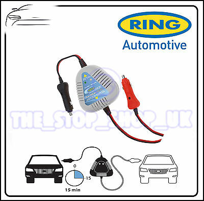 Ring Car2car Auto a Auto Avviamento con i Cavi Power Pack 1600 12v Dcdc Rpp25