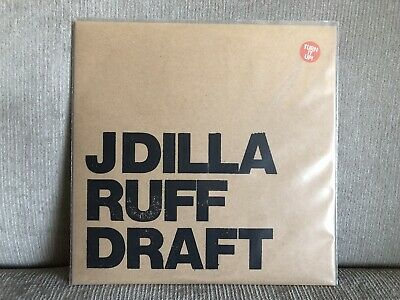 Ruff Draft by J Dilla (Vinyl, Nov-2011, Stones Throw) Used NM