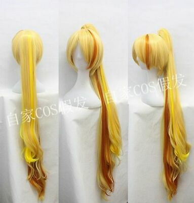 ZOMBIE LAND SAGA Nikaido Saki Style cosplay Party wig