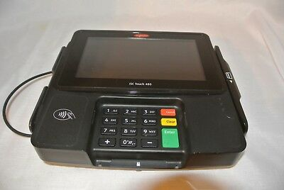Genuine Ingenico iSC TOUCH 480 Intertek ISC480 Credit Card Payment Terminal