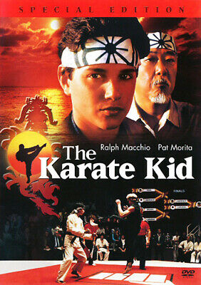 The Karate Kid Part 1 (1984 Ralph Macchio) (Special Edition) DVD NEW