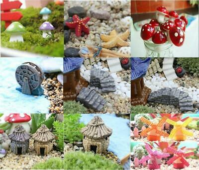DIY New Accessories Ornament Craft Pot Dollhouse Fairy Garden Decor Miniature